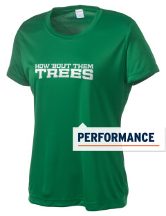 Islamic School Of Seattle Trees Women's Competitor Performance T-Shirt