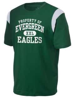 Evergreen Academy Eagles Holloway Men's Rush T-Shirt