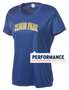 Zenon Park School  Women's Competitor Performance T-Shirt