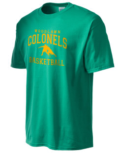 Woodlawn High School Colonels Men's Essential T-Shirt