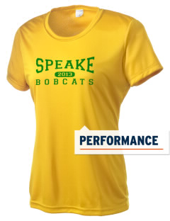 Speake School Bobcats Women's Competitor Performance T-Shirt