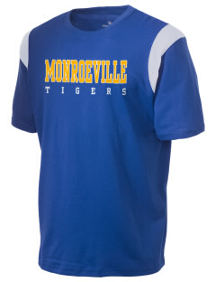 Monroeville Elementary School Tigers Holloway Men's Rush T-Shirt