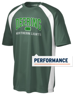 Deering School Northern Lights Men's Dry Zone Colorblock T-Shirt