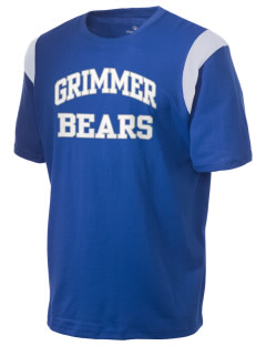 Grimmer Elementary School Bears Holloway Men's Rush T-Shirt