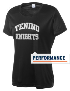 Tenino Middle School Knights Women's Competitor Performance T-Shirt