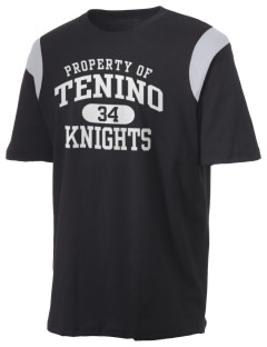 Tenino Middle School Knights Holloway Men's Rush T-Shirt