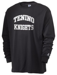 Tenino Middle School Knights  Russell Men's Long Sleeve T-Shirt
