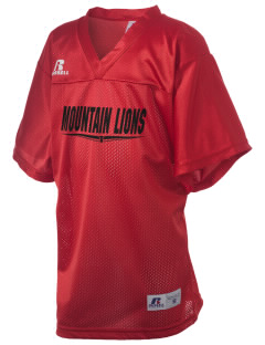 Red Mountain High School Mountain Lions Russell Kid's Replica Football Jersey