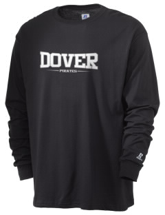 Dover Intermediate School Pirates  Russell Men's Long Sleeve T-Shirt