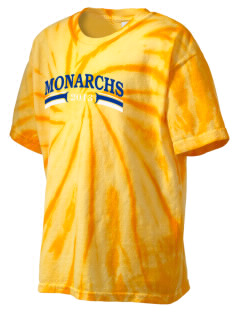 Mount Eden High School Monarchs Kid's Tie-Dye T-Shirt