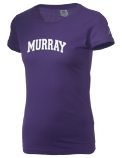 Murray Elementary School Cougars  Russell Women's Campus T-Shirt