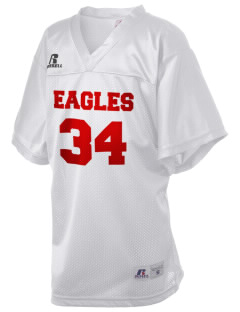Kennedy High School Eagles Russell Kid's Replica Football Jersey