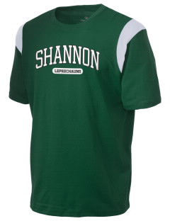 Shannon Elementary School Leprechauns Holloway Men's Rush T-Shirt