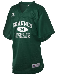 Shannon Elementary School Leprechauns Russell Kid's Replica Football Jersey