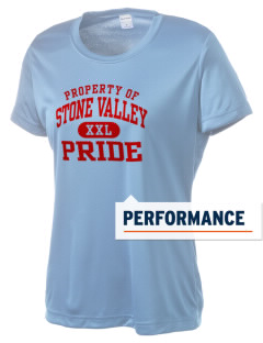 Stone Valley Middle School Pride Women's Competitor Performance T-Shirt