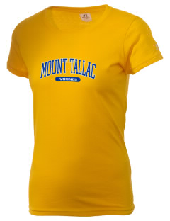 Mount Tallac High School Vikings  Russell Women's Campus T-Shirt