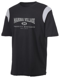 Marina Village Intermediate School Mustangs Holloway Men's Rush T-Shirt