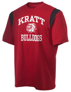 Kratt Elementary School Bulldogs Holloway Men's Rush T-Shirt