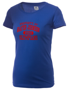 Rafer Johnson Junior High School Olympians  Russell Women's Campus T-Shirt