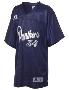 Lake Elementary School Panthers Russell Kid's Replica Football Jersey