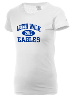 Leith Walk Elementary School Lanterns  Russell Women's Campus T-Shirt