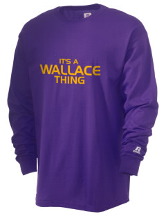 Wallace Middle School Colts  Russell Men's Long Sleeve T-Shirt