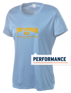 First Lutheran School Warriors Women's Competitor Performance T-Shirt