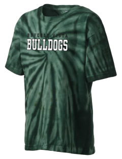 Beverly Vista Elementary School Bulldogs Kid's Tie-Dye T-Shirt