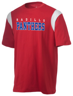 Badillo Elementary School Panthers Holloway Men's Rush T-Shirt