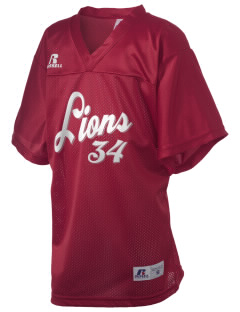 Lincoln Elementary School Lions Russell Kid's Replica Football Jersey