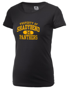 Shadybend Elementary School Panthers  Russell Women's Campus T-Shirt