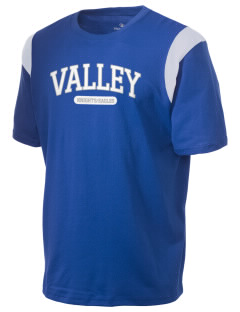Valley Alternative Schools Knights/Eagles Holloway Men's Rush T-Shirt