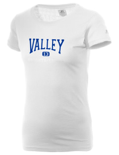 Valley Alternative Schools Knights/Eagles  Russell Women's Campus T-Shirt