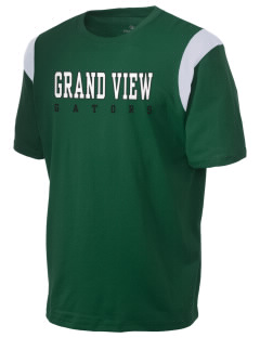 Grand View Elementary School Gators Holloway Men's Rush T-Shirt