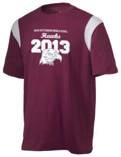 Arlie Hutchinson Middle School Hawks Holloway Men's Rush T-Shirt