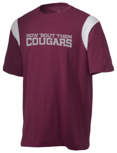 Coronado Continuation High School Cougars Holloway Men's Rush T-Shirt