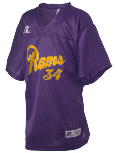 Heliotrope Elementary School Rams Russell Kid's Replica Football Jersey