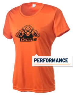 Lincoln High School Tigers Women's Competitor Performance T-Shirt