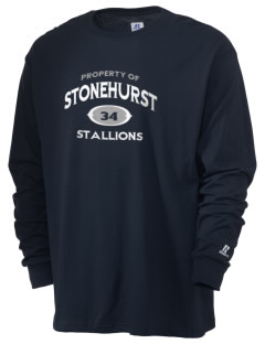 Stonehurst Elementary School Stallions  Russell Men's Long Sleeve T-Shirt