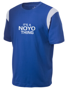Noyo High School Mustangs Holloway Men's Rush T-Shirt