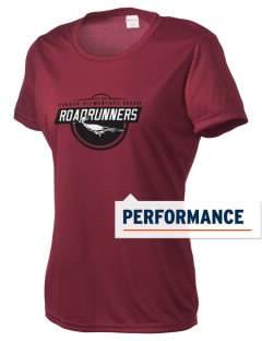 Yokayo Elementary School Roadrunners Women's Competitor Performance T-Shirt