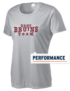 Bear River High School Bruins Women's Competitor Performance T-Shirt