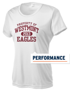 Westmont Elementary School Eagles Women's Competitor Performance T-Shirt