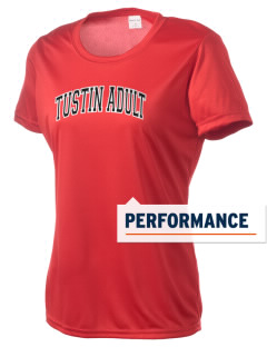Tustin Adult School Panthers Women's Competitor Performance T-Shirt