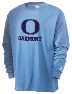 Oakmont High School Vikings  Russell Men's Long Sleeve T-Shirt