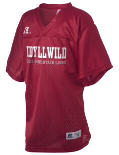 Idyllwild School Mountain Lions Russell Kid's Replica Football Jersey