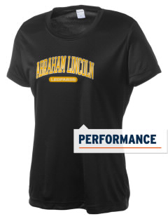 Abraham Lincoln Elementary School Leopards Women's Competitor Performance T-Shirt