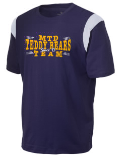 Metta T Danforth Primary School Teddy Bears Holloway Men's Rush T-Shirt