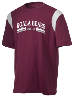 Toccoa Elementary School Koala Bears Holloway Men's Rush T-Shirt