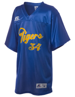 Pachappa Elementary School Tigers Russell Kid's Replica Football Jersey